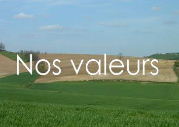 nos valeurs def